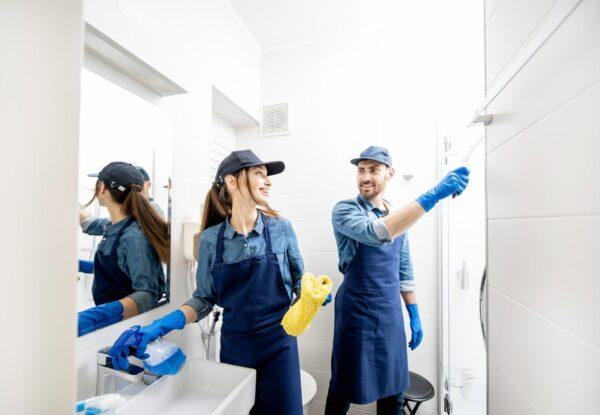 5 trucs d'entretien ménager