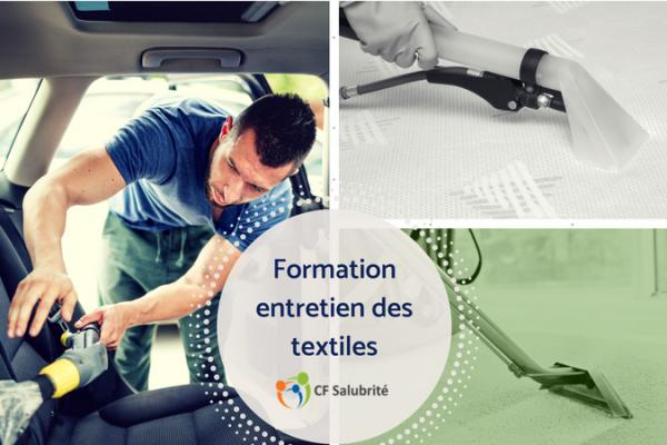 Techniques d'entretien des textiles
