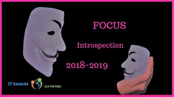 L'Introspection professionnelle de fin d'année