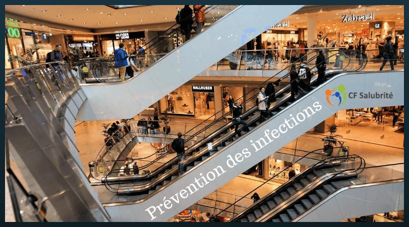 Prévention des infections par la surveillance
