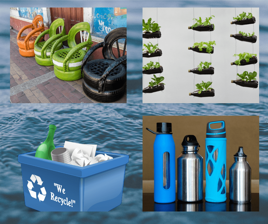 Réutiliser recycler