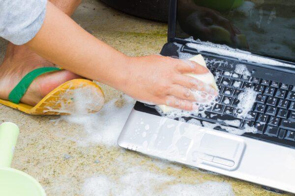 L'utilisation correcte des produits de lavage
