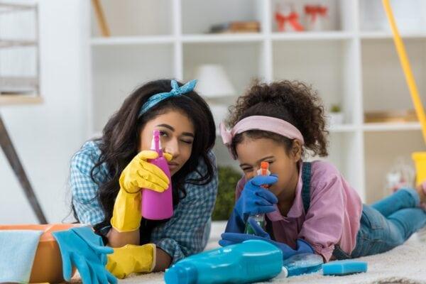 L'entretien ménager, un métier à part entière