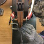 Équipement de réparation gants de mailles