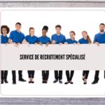 service de recrutement spécialisé