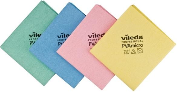 Chiffons de lavage Vileda PVA