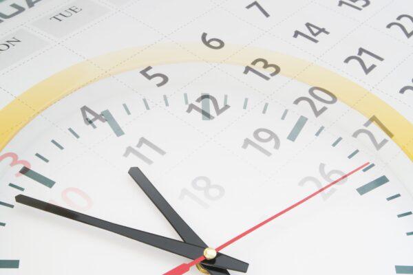 Feuille de temps - Hoja de horas -Time sheet