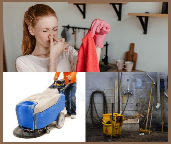 La mauvaise foi des employés d'entretien ménager