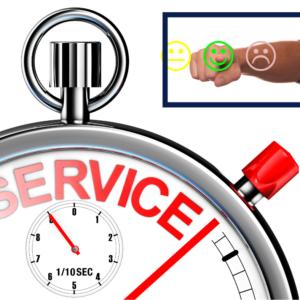 Évaluation des services