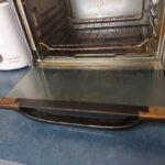 Intérieur de grille-pain jamais nettoyé