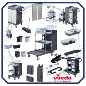 Accessoires Vileda